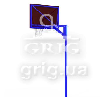Щит баскетбольный большой