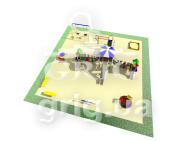 Типовая детская площадка 3.5