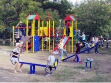 Фотографии игровых площадок