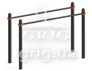 Брусья стандарт Workout
