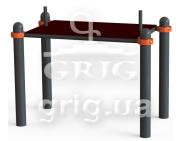 Стол для армреслинга Workout