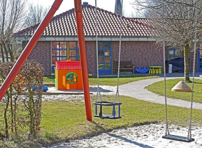 Игровые комплексы для дошкольников