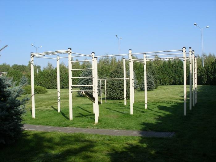 Детская спортивная площадка для воркаута