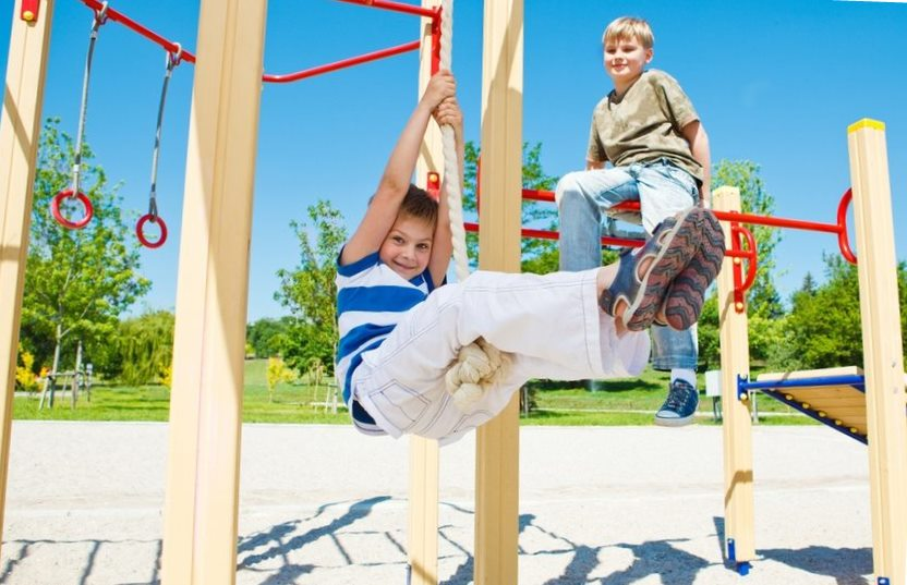 How to make DIY playground yourself
