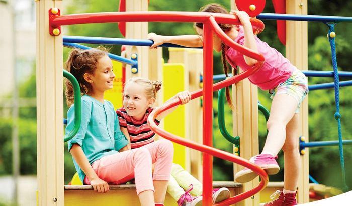 детские площадки киев купить