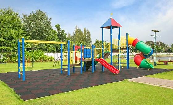 Сучасні ігрові майданчикі для дітей