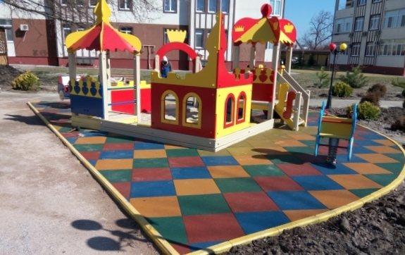 детские площадки Украина