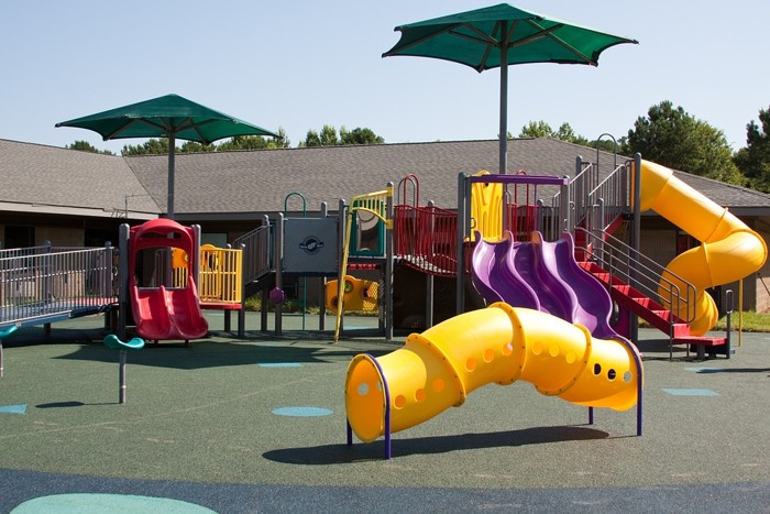 Оборудуем спортивную площадку на школьном дворе