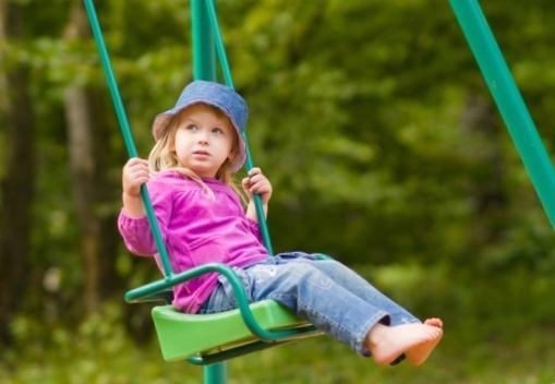 правила поведения и безопасности на детской площадке