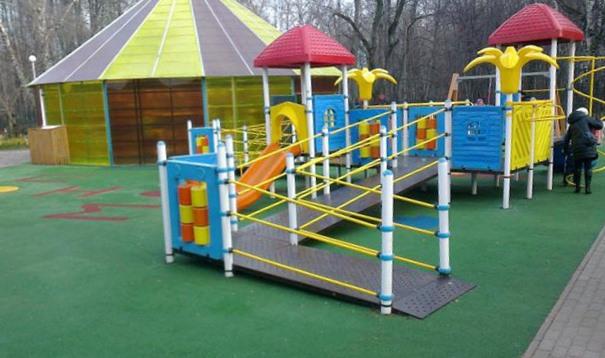 детские площадки от ТМ Григ