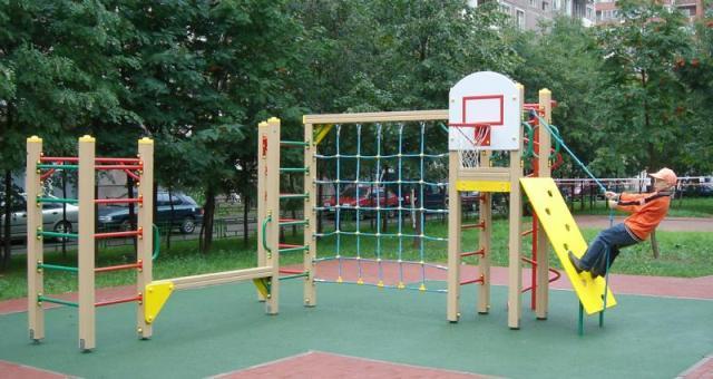 детский спортивный комплекс украина