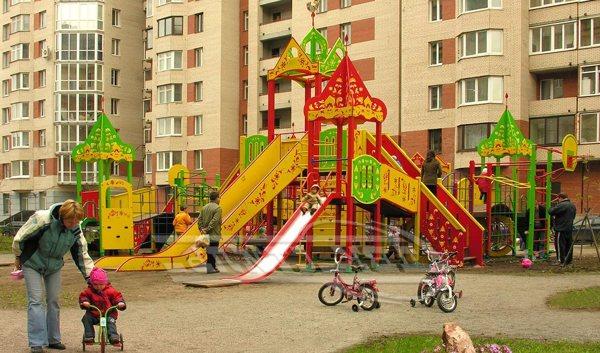 купить детские площадки украина